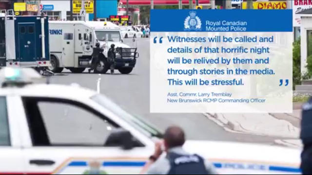 Front line officers felt 'outgunned,' Moncton massacre trial told