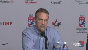 Head coaches talk Canada vs. USA matchup