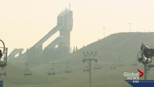 Smoke causes air quality to hit top of health risk scale in Calgary