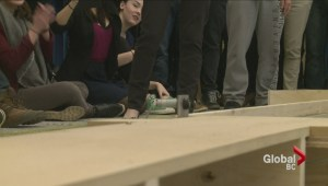 UBC engineering students build bomb sniffing robots