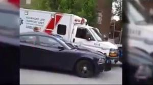 VPD move in after reported ambulance theft in Vancouver