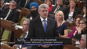 Harper questioned over EI incentives