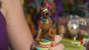 West Vancouver woman turns home into Scooby Doo shrine