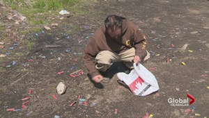 Efforts to catch people illegally dumping garbage in Okanagan forests being stepped up