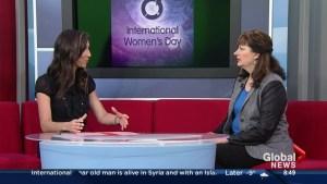 International Women's Day in Saskatoon