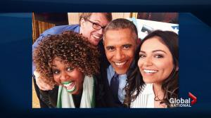YouTube stars interview Barack Obama