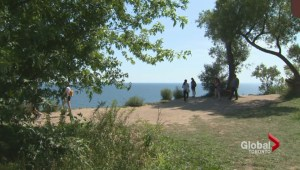 More adventure seekers risking their lives at the Scarborough Bluffs than ever before