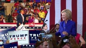 Advance polls open in Iowa; Trump leads