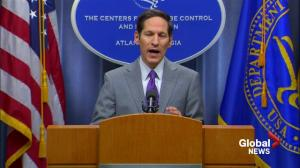 CDC explains why people should not panic about contracting Ebola