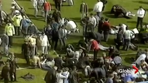 British prosecutors charge 6 people over 1989 Hillsborough disaster