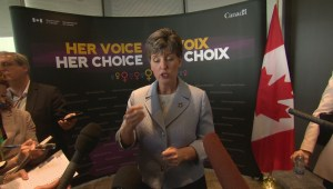Liberals unveil new 'feminist' foreign aid, but not much new money