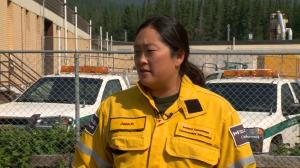 Parks Canada says fire poses 'no direct threat to Bow Valley'