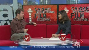 Calgary International Film Festival begins next week