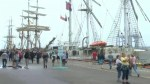 Thousands take in tall ships before they set sail in Saint John's