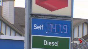 Lower Mainland gas price hike