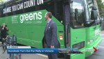 B.C. Green Party campaigns on Vancouver Island