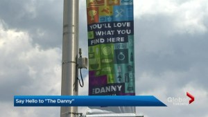 """Part of Danforth east of Greektown wants to be known as """"The Danny"""""""