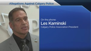 Calgary man says police apologize following allegations of violence during traffic stop