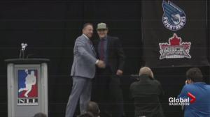 Saskatchewan Rush select Ryan Keenan 1st overall at 2016 NLL draft