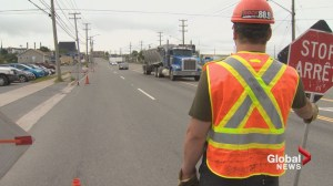 Saint John asks motorists to 'slow down' around construction sites