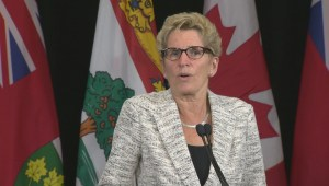 Wynne says school board releasing statement was 'deplorable tactic'
