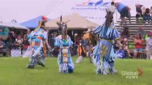 Kahnawake hosts annual powwow