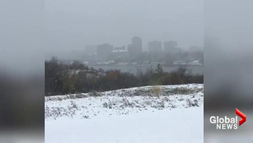 PHOTOS:Power restored following record Saskatoon spring snowfall ...