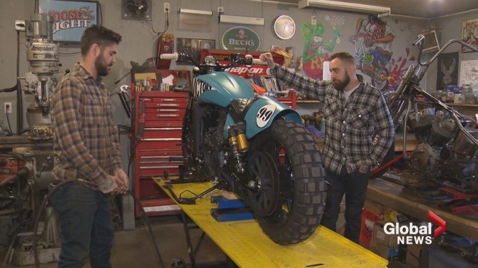 backyard bike builders in Moncton