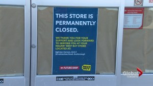 Future Shop stores close permanently across Canada
