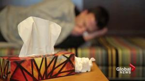 Canadian researchers prove 'man flu' is real