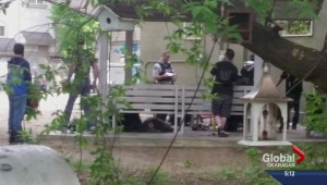 Kelowna man tired to looking at homeless camps