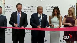 Has politics damaged the Trump brand?