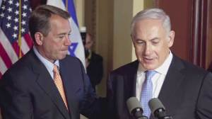 Netanyahu puts U.S.-Israel differences on display