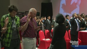 Global Calgary proud to host new Canadians