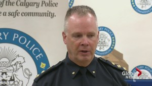 Roger Chaffin: Calgary's new police chief