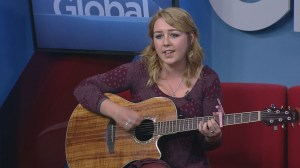 Canadian Country Christmas Tour preview on Global News Morning