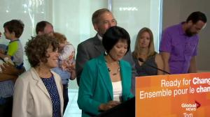 Olivia Chow says NDP government will repeal Bill C-51, raise the national minimum wage