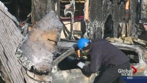 RCMP arson investigators probe cause of Kelowna house fire