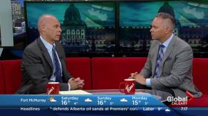 David Taras discusses byelection results