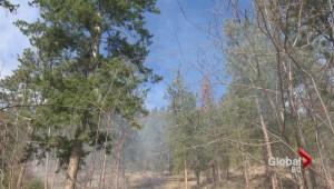 Fire season preps start early in the Okanagan