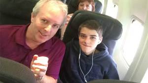 14-year-old Ontario teen fighting to make the skies peanut and nut-free
