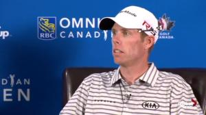 David Hearn: I didn't quite play my best game at the Canadian Open