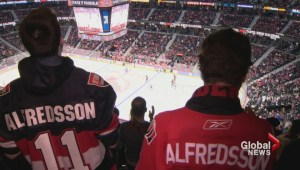 Be prepared to cheer for the Ottawa Senators