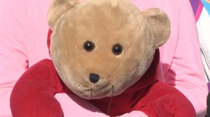10-year-old Windsor girl gets back teddy bear lost in Fort Lauderdale airport shooting