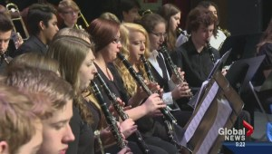 Hundreds play at Okanagan Concert Band Festival