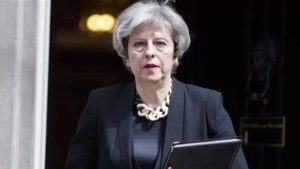 Theresa May forges ahead despite election results