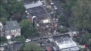 At least 7 injured in gas explosion in New York City