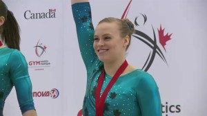 Ellie Black ends national competition in Halifax with 3 silvers, 1 bronze