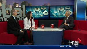 Alberta pharmacy students put together flu shot awareness video