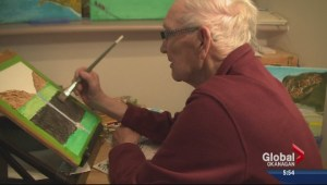 Penticton senior a young artist at heart